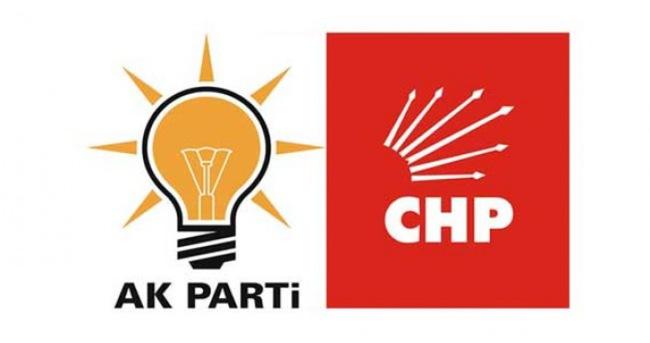 AK Parti ve CHP'de koordinatörler belli oldu
