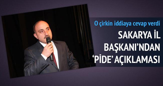 Başkan Fevzi Kılıç'tan Pide açıklaması