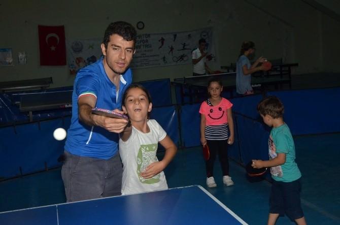 Masa Tenisi İl Spor Merkezi