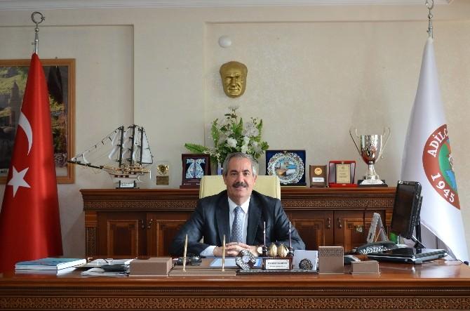Başkan Gürsoy'dan Kadir Gecesi Mesajı