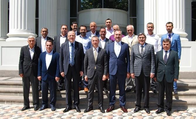 AK Parti Genel Başkan Yardımcısı Gül, GTO'da
