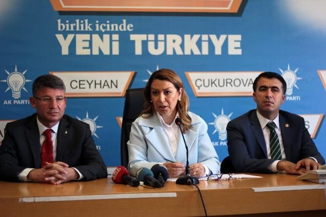 AK Parti Genel Başkan Yardımcısı Öznur Çalık: