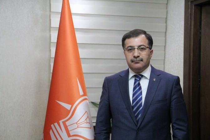 AK Parti İl Başkanı Ziya Şahin'den Kadir Gecesi Mesajı