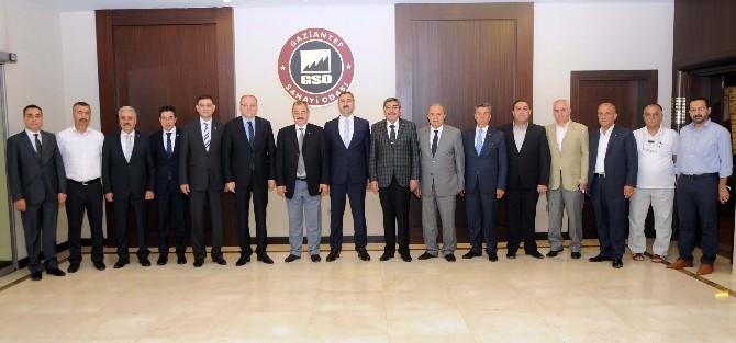 AK Parti Milletvekilleri GSO'da