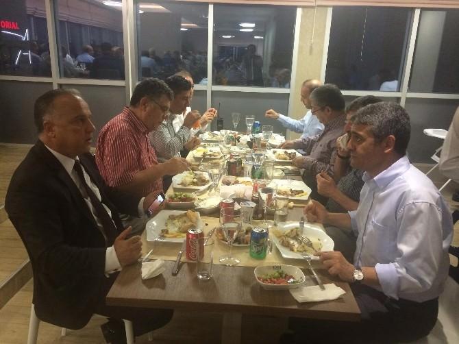 Ankara'daki Malatyalılar İftarda Buluştu