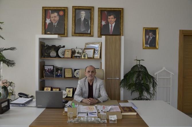 Başkan Öztürk'ten Kadir Gecesi Mesajı