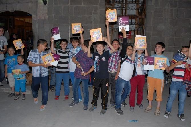Bolvadin'de Ramazan Eğlencesi Büyük İlgi Gördü