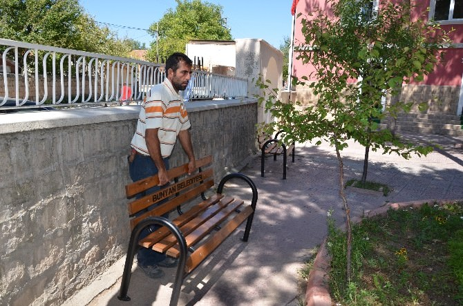 Bünyan Belediyesi Camileri Bayrama Hazırlıyor
