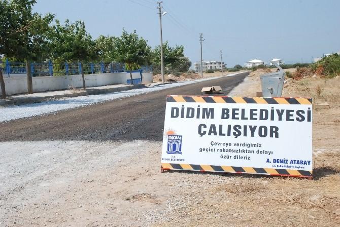 Başkan Atabay'dan Sıcak Asfalt Müjdesi