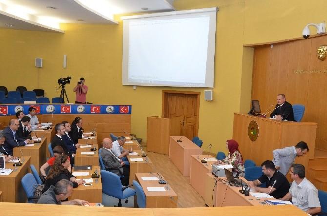 Düzce Belediyesi Kyk'a Ait Yeri Takas Yapacak