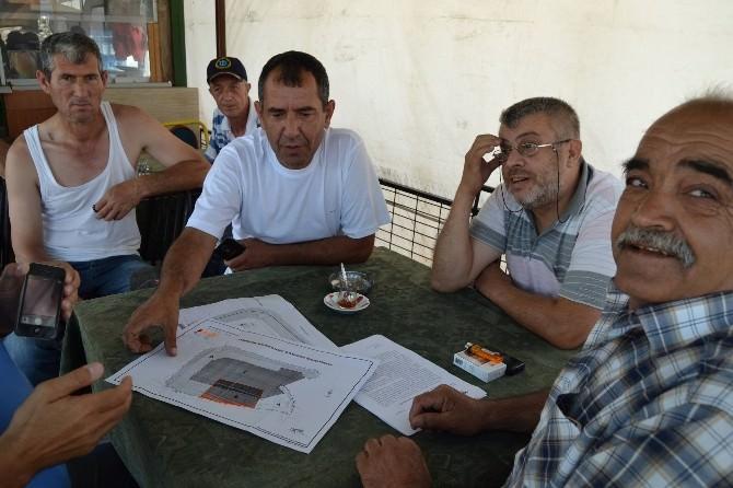 Gemlik'li Balıkçılardan Barınak Tepkisi