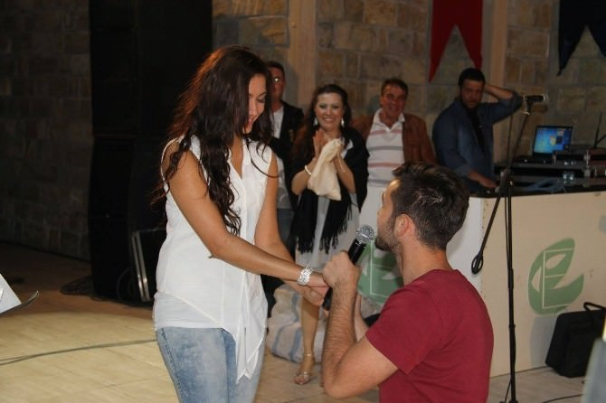 Park Buluşmalarının Son Gününde Evlilik Teklifleri Vardı
