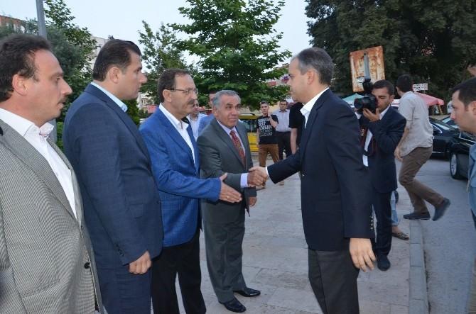 Bakan Kılıç, Bafra'da İftar Programına Katıldı