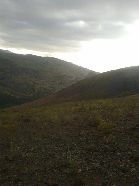 Koyunlarını Otlatan Çoban Dağda Ölü Bulundu