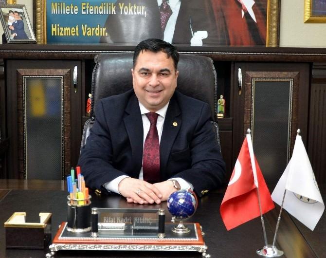 Köşk Belediye Başkanı Kılınç'ın Kadir Gecesi Mesajı