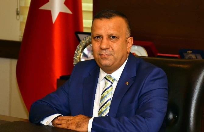 Başkan Boztaş'tan Kadir Gecesi Mesajı