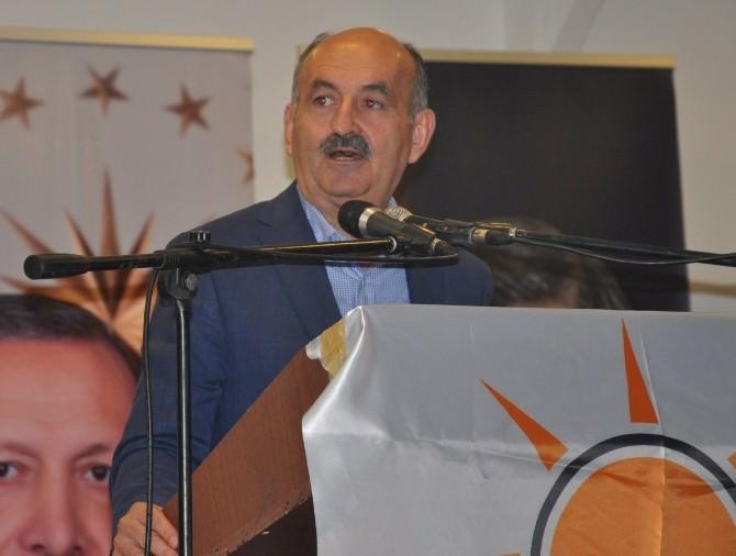 Sağlık Bakanı Dr. Mehmet Müezzinoğlu: