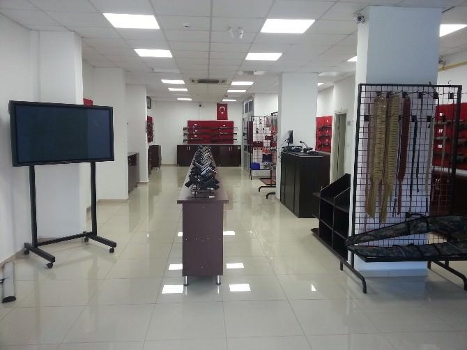 Sarsılmaz?mağazası Düzce'de Açıldı