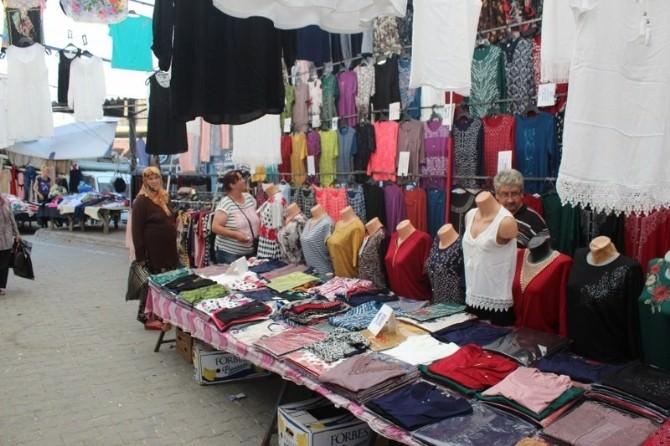 Pazar Esnafı, Ramazan Bayramı Öncesi Satışlardan Memnun Değil