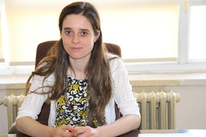 Varto'ya Atanan Bayan Hakim Görevine Başladı