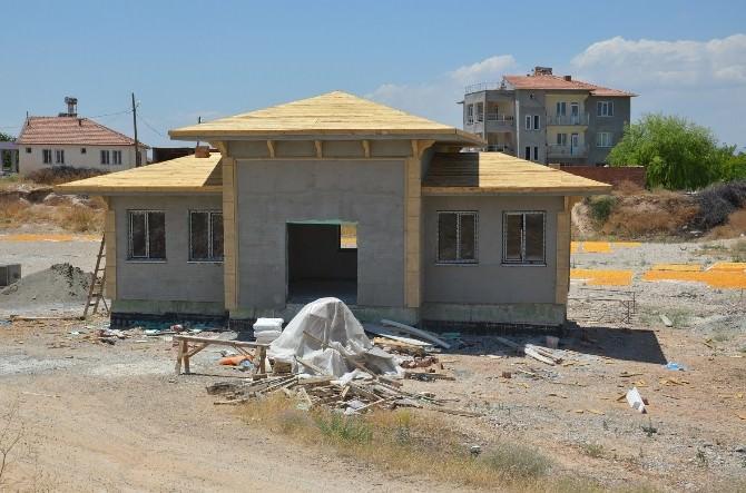 Yeşilyurt Belediyesi 11 Adet Muhtar Evi Yapıyor
