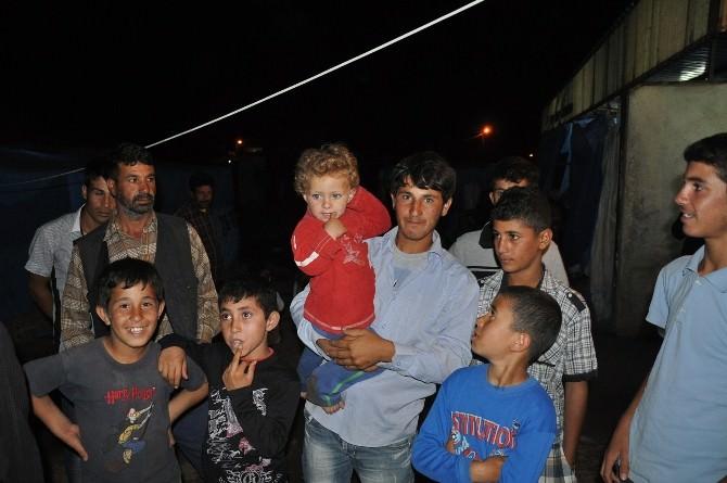 IŞİD Zulmünden Kaçan Kobanililer Bursa'ya Sığındı