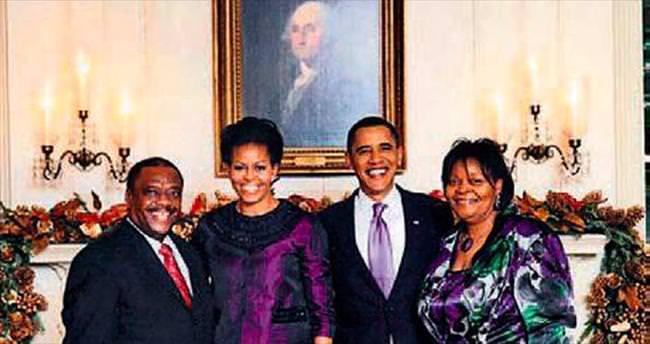 Michelle Obama'nın kuzeni ilk siyahi hahambaşı oldu