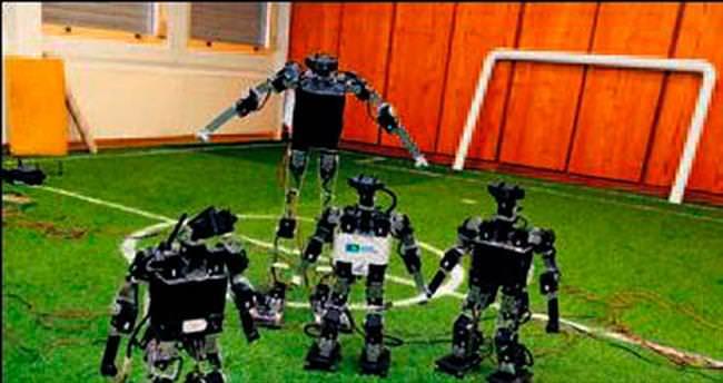 Fransız robot futbol takımı belli oldu