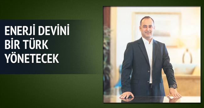 Enerji devine Türk CEO