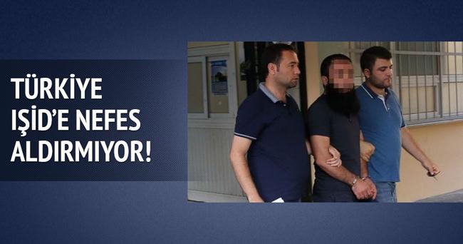 Türkiye IŞİD'e nefes aldırmıyor