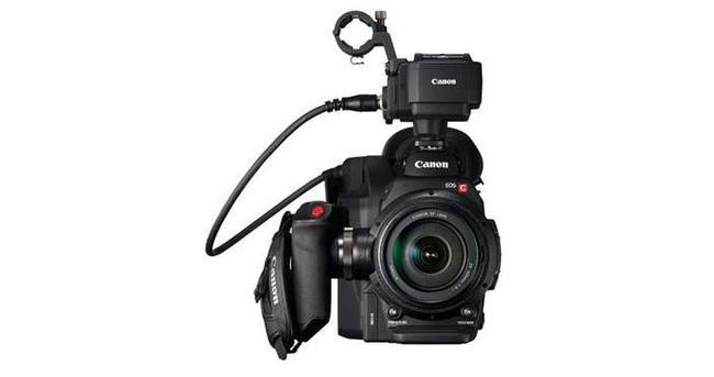 Canon yeni 4K kamerası EOS C300 Mark II'yi tanıttı