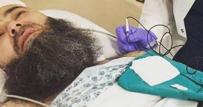Cübbeli Ahmet hastanede