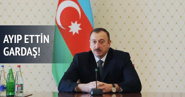 Azerbaycan Türkiye'yi istemedi!