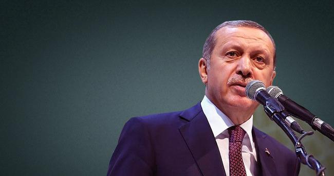 Erdoğan: Hayırlı bir neticeye ulaşmasını temenni ediyorum.