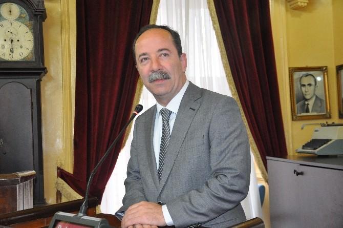 Cumhurbaşkanlığı Sarayına Giden İlk CHP'li, Edirne Belediye Başkanı Gürkan