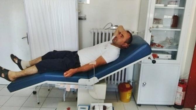 Vatandaşlar Bartın Kadın Doğum Hastanesi'nde Kan Alınmasını İstiyor
