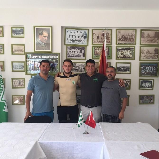 B.b. Bodrumspor'da Transferler Devam Ediyor