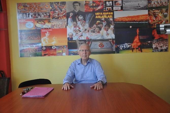 Çanakkale Galatasaray Taraftarlar Derneği Şampiyonluk Yemeğine Hazırlanıyor
