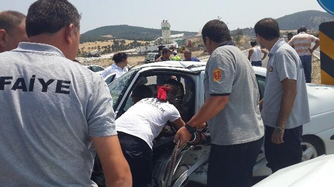 Çanakkale'de Trafik Kazalarının Bilançosu