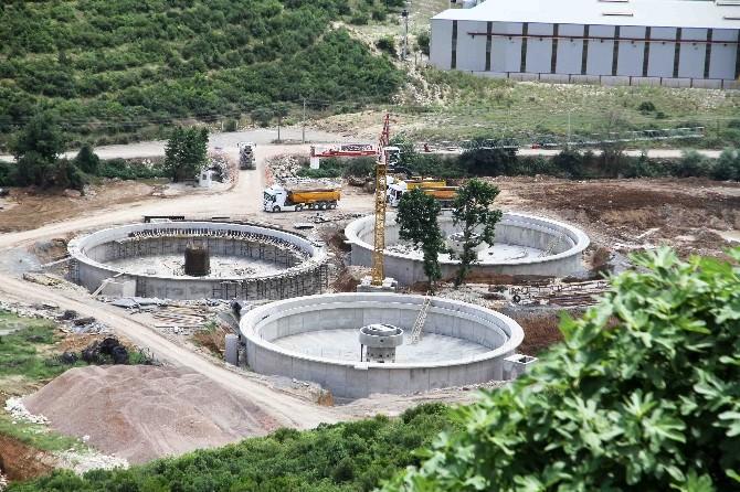 45 Milyon TL'lik Dev Proje Dilovası'nda Yükseliyor