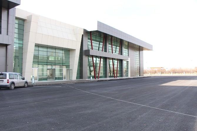 Erciş Şehirlerarası Otobüs Terminali Tamamlandı