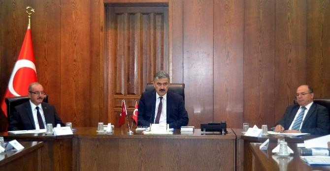 GEKA Yönetim Kurulu, Aydın'da Toplandı