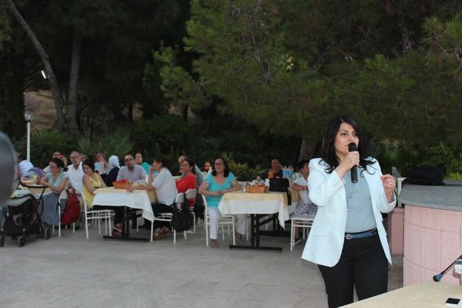 İl Sağlık Müdürlüğü Urla'da Personeline İftar Verdi