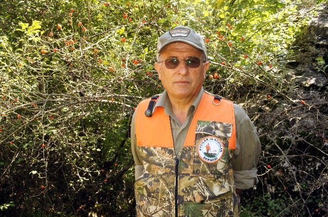 Avcılar Derneği, Kastamonu'ya Gelen Tatilcileri Uyardı