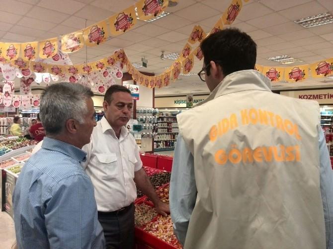 Kırıkkale'de Bayram Öncesi Gıda Denetimleri Arttırıldı