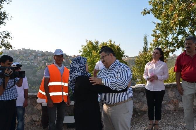 Bilecik Belediyesi'nden Mezarlıklara Ulaşım Hizmeti