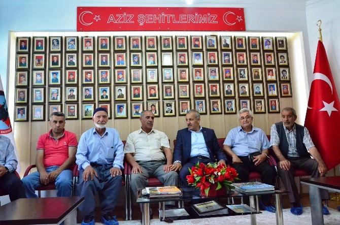 AK Partili Vekilden HDP'ye Eleştiri