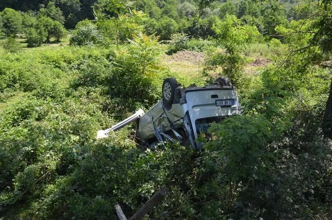 Fatsa'da Trafik Kazası: 4 Yaralı