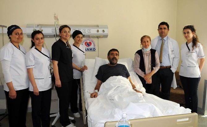 Özel Sani Konukoğlu Hastanesi'nde Kadavradan Organ Nakli