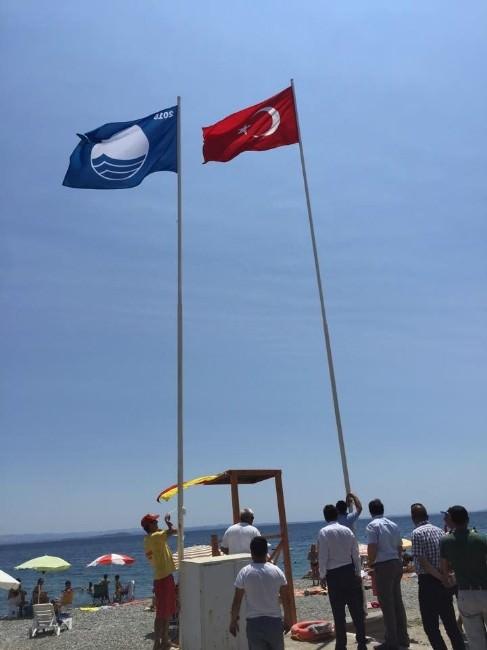 Edremit Sahilleri Mavi Bayraklanıyor